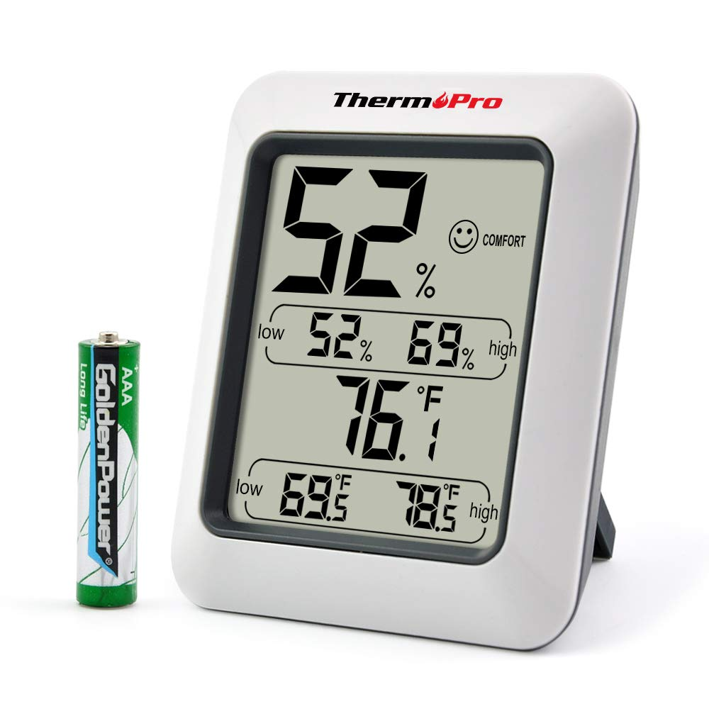 ThermoPro Digital Hygromerter.