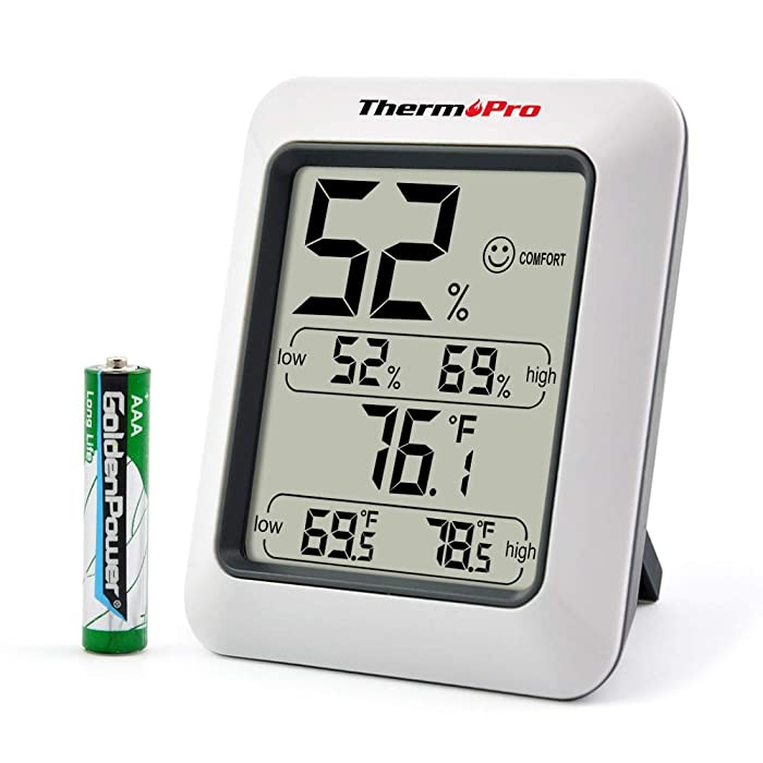 Los 9 Thermometer For Home Indoor