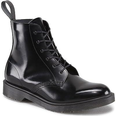 Dr. Martens Men's Arthur 6-Eye Leather, Fashion Boots