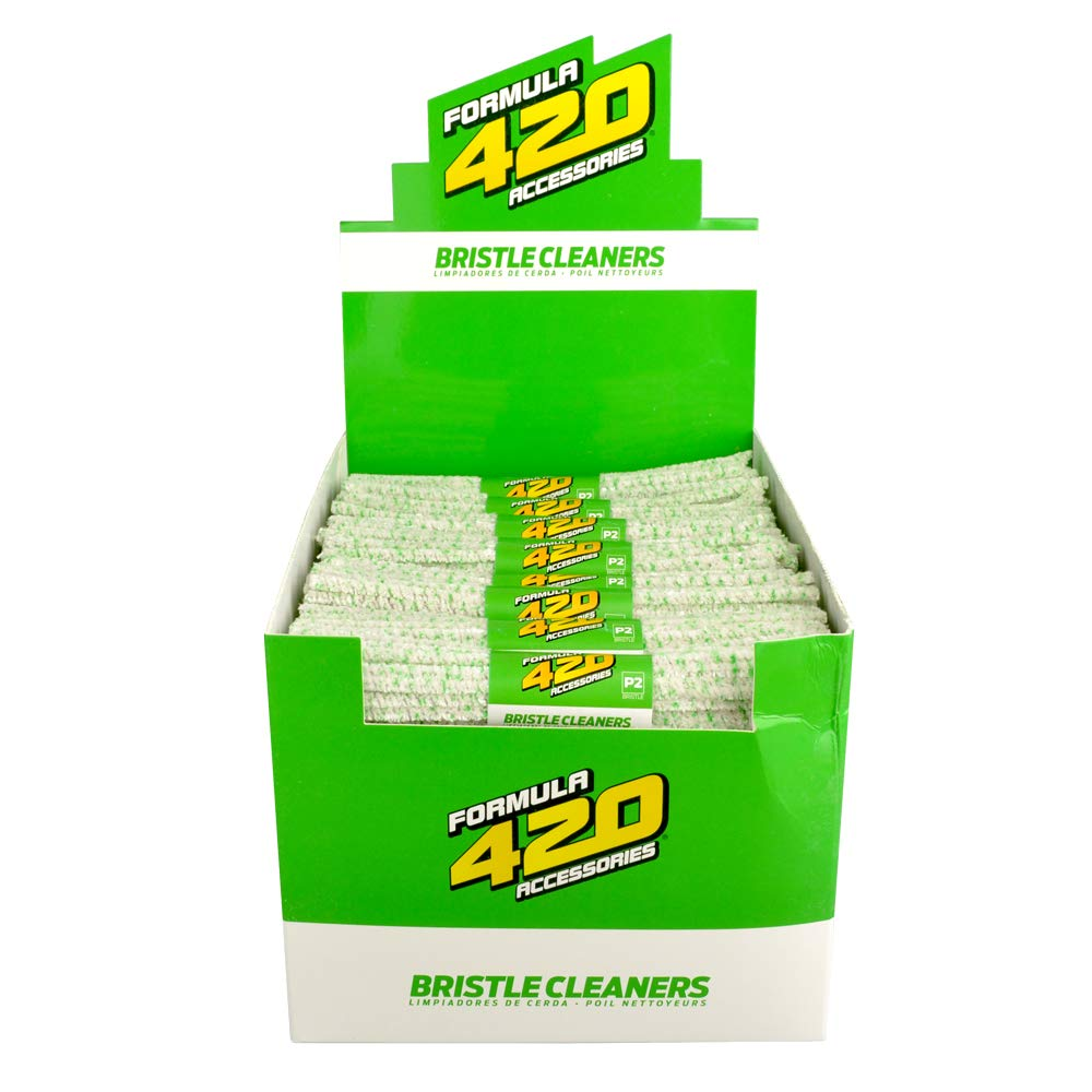 48pc Display - Formula 420 Pipe Cleaners - Hard Bristle by Formula 420