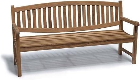Quality /& Value Jati Turner Teak 4 Seater Garden Bench 6ft Garden Bench Brand
