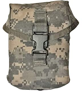 Amazon com : US Army ACU Molle II Individual First Aid Pouch