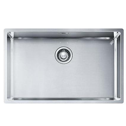Franke 127.0453.658 lavello da cucina in acciaio INOX con una ...