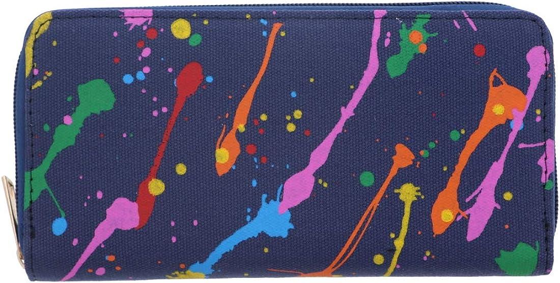 Paint Splash Wallet
