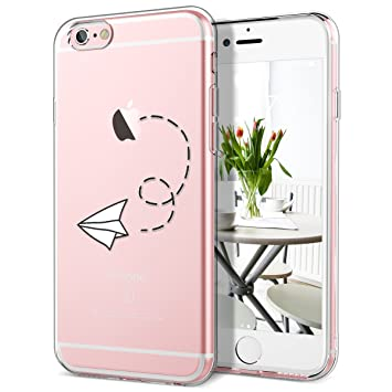 coque iphone 6 silicone transparente