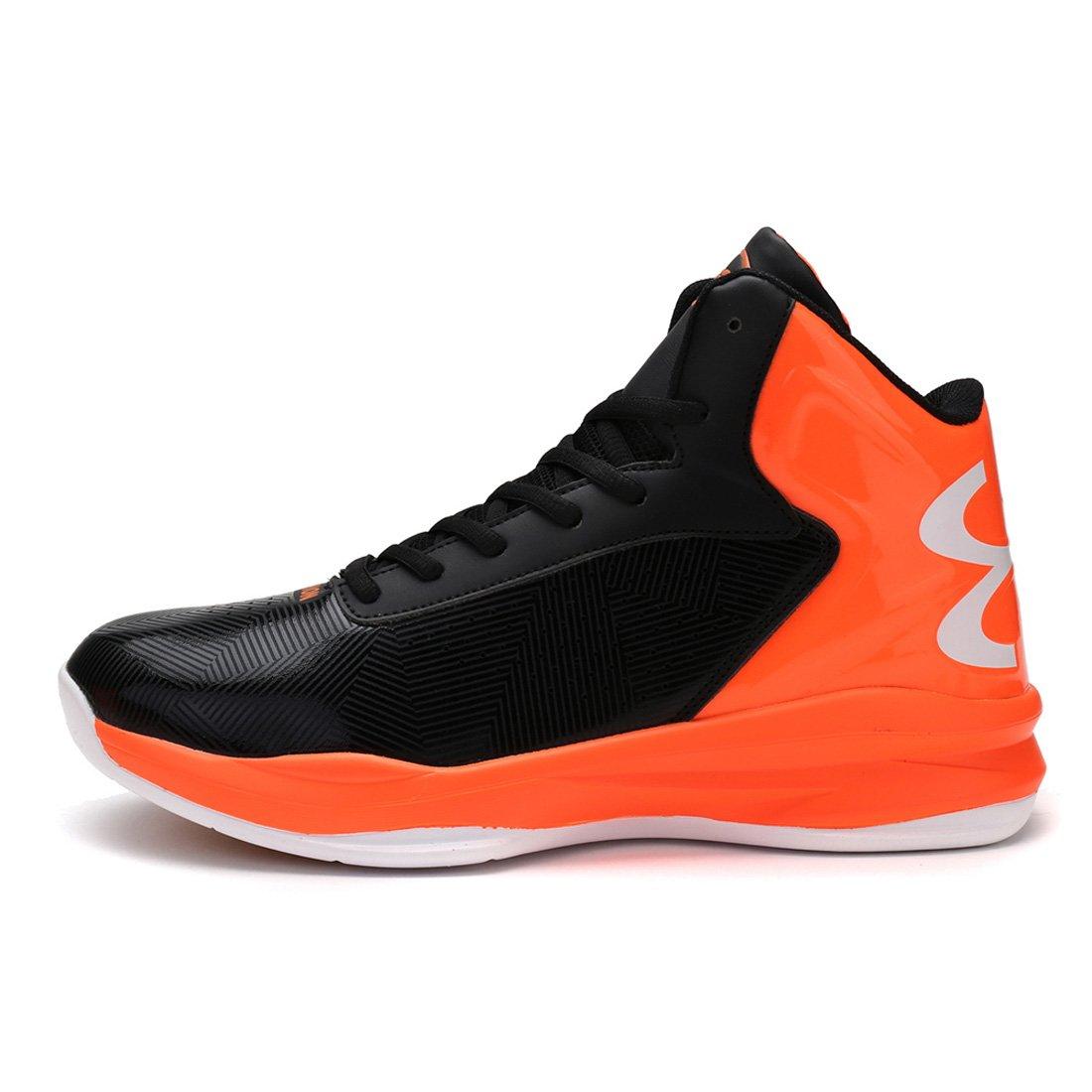 DANDANJIE Mens Basketball Schuhe Hallo Top Ankle Trainer Stiefel Stiefel Stiefel Laufschuhe Sportschuhe Größe 39-46 B07DPM9V4P Kletterschuhe Tadellos 987e7f