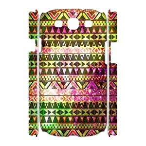 VNCASE Aztec Tribal Phone Case For Samsung Galaxy S3 I9300 [Pattern-1]