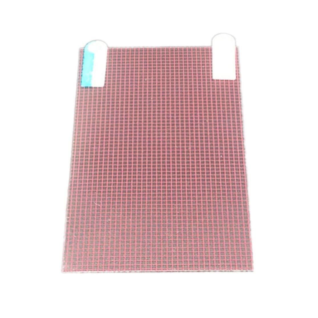 Candyboom Protector Universal de Pantalla Smart Phone Tablet GPS pel/ícula Protectora