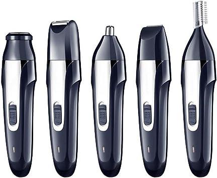 Hybrid Trimmer & Shaver//afeitadora, afeitadora eléctrica 5-en-1 ...