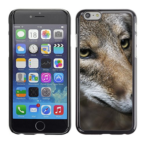 Premio Sottile Slim Cassa Custodia Case Cover Shell // V00002118 Coyote // Apple iPhone 6 6S 6G 4.7""