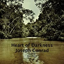 Heart of Darkness Audiobook by Joseph Conrad Narrated by Alan Munro