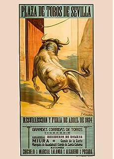 Cartel de toros con un nombre personalizable - Morante - El Juli ...