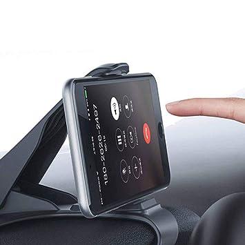 Universal Cradle Soporte GPS Ajustable HUB Dashboard Phone Mount Teléfono Inteligente de navegación GPS Soporte para