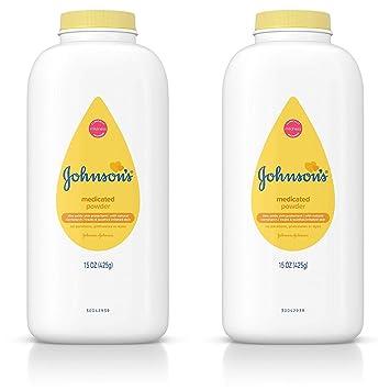 Amazon.com: Johnson 's Baby Powder, Pure Cornstarch ...