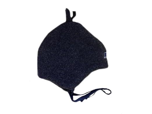 58e86759d75 PICKAPOOH Hat 100% MERINO wool Baby Boy Girl Children Kid fleece earflaps  winter Paul (