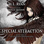 Special Attraction: The Coursodon Dimension, Book 3 | M.L. Ryan