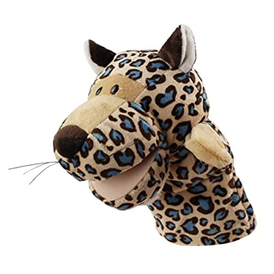 LIZHIOO Moda Cute Cartoon Animal Doll Kids Glove Hand Puppet Soft Plush Toys Story Telling with (Color : C ): Juguetes y juegos