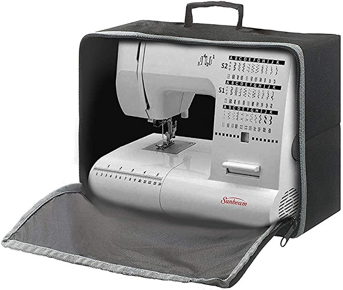 Funda para máquina de coser y funda de transporte, cubierta ...