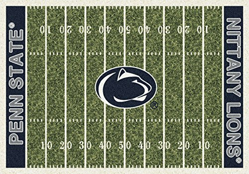 Nittany Lions Rug - NCAA Home Field Rug - Penn State Nittany Lions, 3'10
