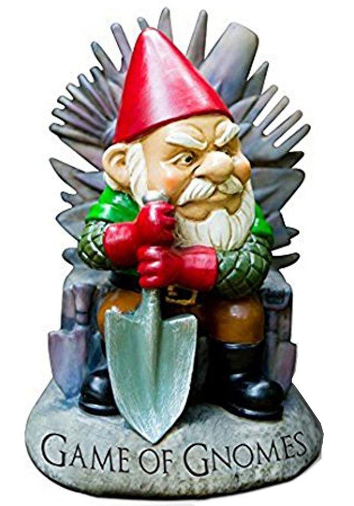 Big Mouth Inc Game Of Gnomes Garden Gnome BigMouth Inc. BMGA-GG