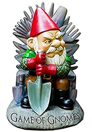 BigMouth Inc Game of Gnomes Nain de Jardin: Amazon.fr: Jardin