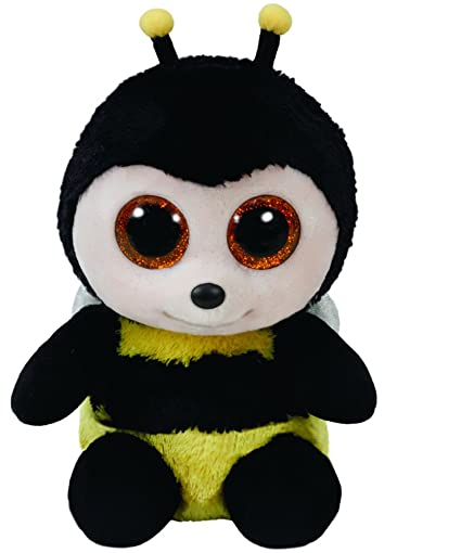 Image Unavailable. Image not available for. Color  Ty Beanie Boos Buzby The  Bumblebee ... 825e431f2d09