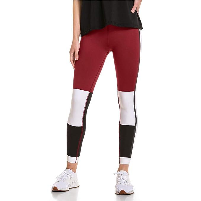 d4393e9e Puma x Selena Gomez 7/8 - Pantalones Ajustados para Mujer: Amazon.es ...
