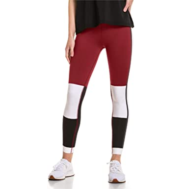 82674c01635f91 PUMA x Selena Gomez 7/8 Women's Tight Pants, -Cordovanpuma Whitepuma black,