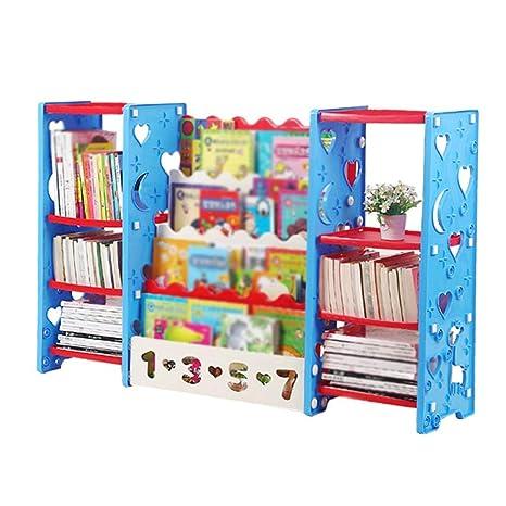 Amazon Com Xjjun Sling Bookshelf Bookcase Stereoscopic