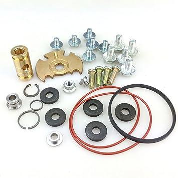 Ispeedytech - turbo, turbina, turbo cargador, juego para servicio de reparación o