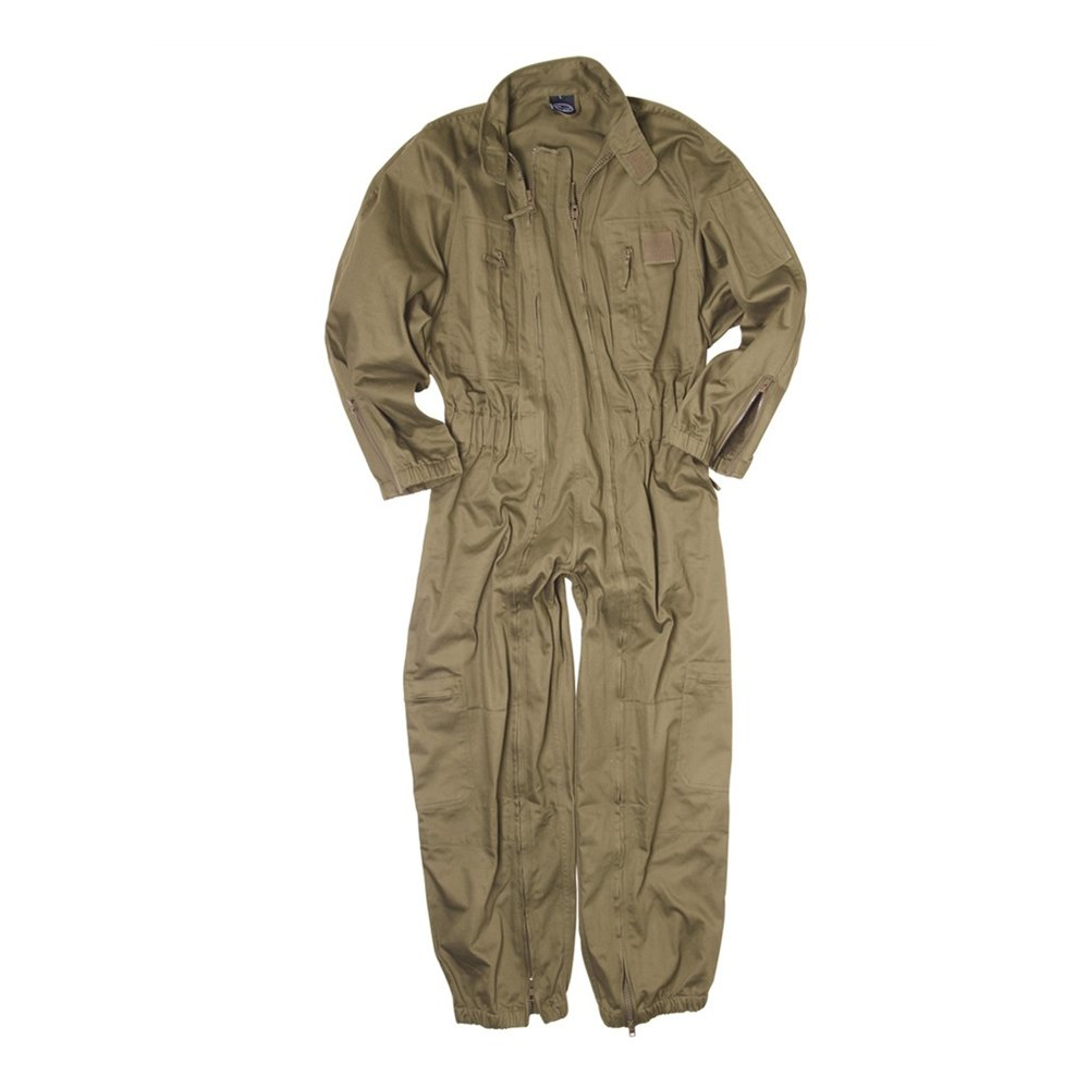 Mil-Tec Coyote SWAT Coverall (X-Large)