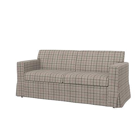 Soferia - Funda de Repuesto para sofá IKEA SANDBY de 3 plazas ...