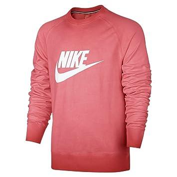 437d49d66395 Nike Men s Aw77 Lt Wt CRW-Solstice Sweatshirt  Amazon.co.uk  Sports ...