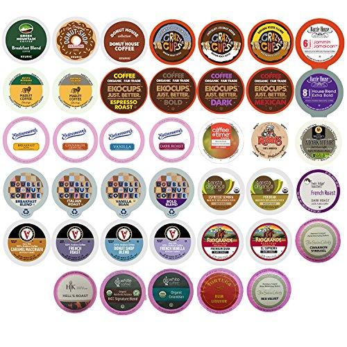 keurig coffee k cups sampler - 4