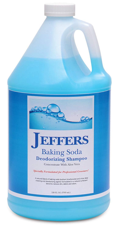 Jeffers Baking Soda Deodorizing Shampoo, Gallon by Jeffers