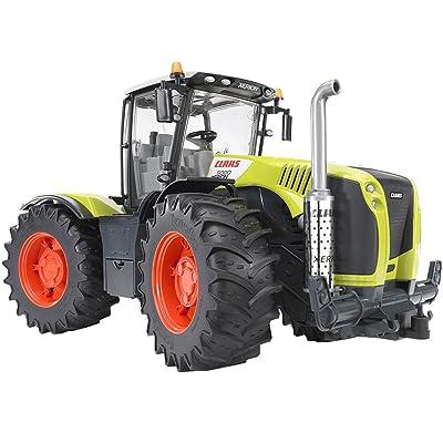 Bruder 03015 - Tracteur Claas Xerion 5000 - Vert