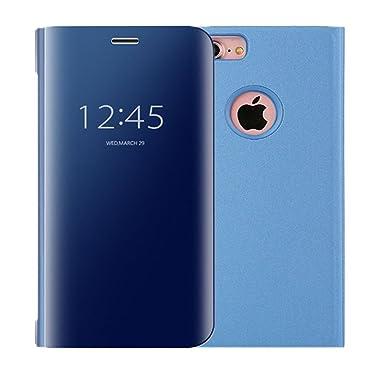 Carcasa iPhone 7 Plus, Wouier® Flip Cover Soporte Plegable ...
