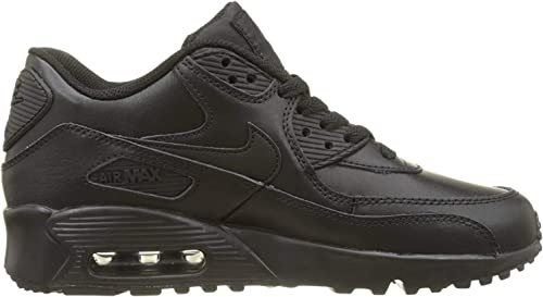 NIKE Air MAX 90 LTR (PS), Zapatillas de Running para Niñas: Amazon ...