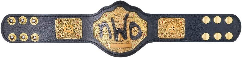 WWE NWO Spray Paint WCW Championship Mini Replica Title