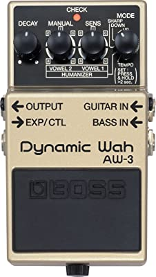 BOSS AW-3 Dynamic Wah Pedal Image