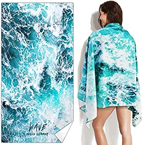 Sweepstakes: Snailman Microfiber Beach Towel