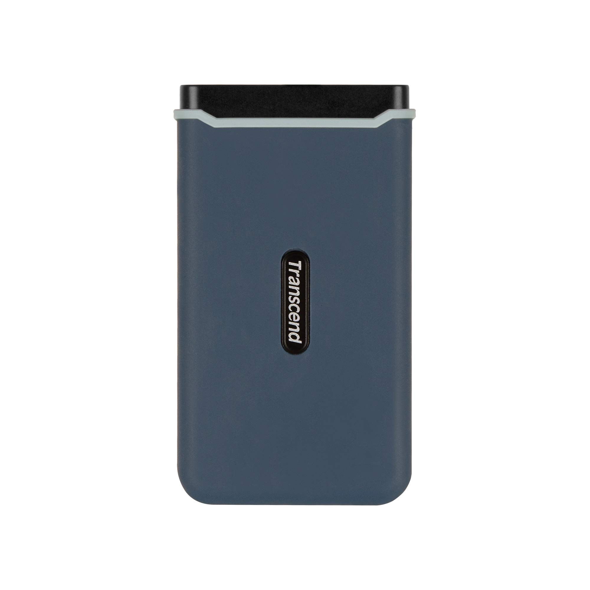 Transcend Information 960GB Portable SSD TLC USB 3.1 Gen 2, Navy Blue (TS960GESD350C)