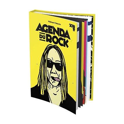 1 - Agenda escolar (Rock Philman - 2018/2019 - un día por ...