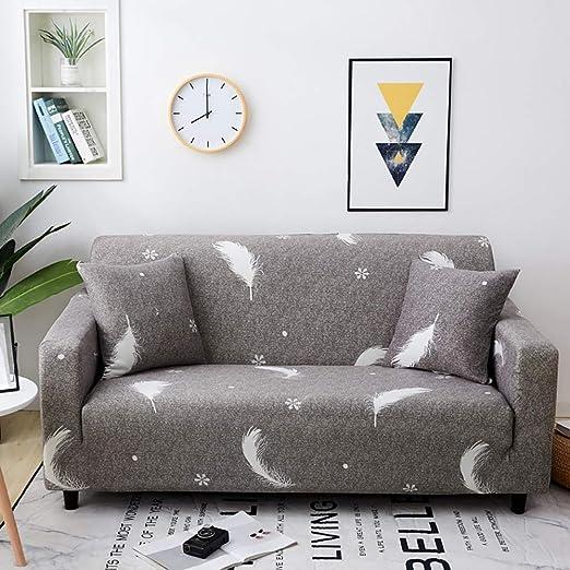 Qord - Funda elástica para sofá con Parte Inferior elástica ...