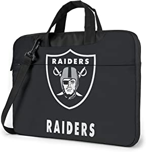 Laptop bag Oa-kland Rai-ders Laptop shoulder bag, One shoulder shockproof laptop bag, handbag, Business travel bag