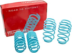 for Maxima 00-03 Lowering Springs Traction-S By Godspeed LS-TS-NN-0005