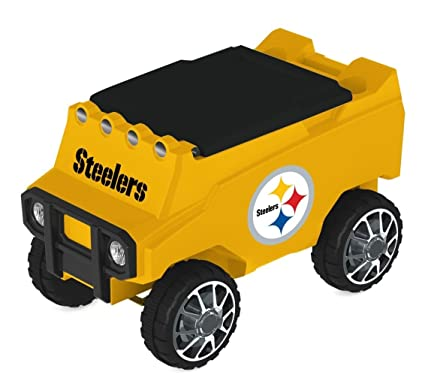 21107e81f Image Unavailable. Image not available for. Color  C3 Pittsburgh Steelers RC  Motorized NFL Cooler