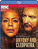 Shakespeare: Antony And Cleopatra [Blu-ray]