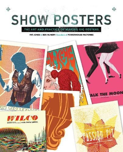Poster Red Book (Show Posters: The Art and Practice of Making Gig Posters)