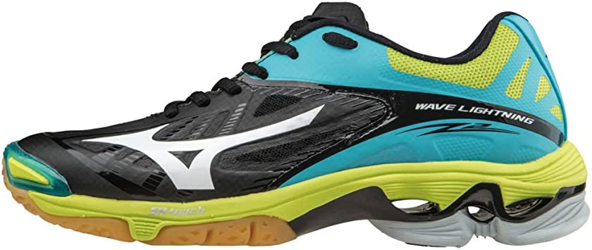mizuno wave lightning z2 women's volleyball shoe